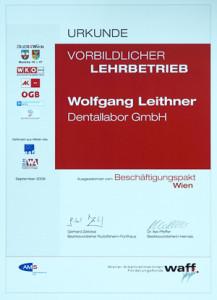 Auszeichnung 2